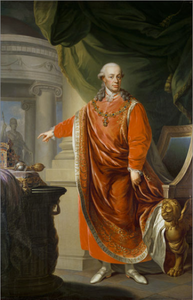 johann_daniel_donat_emperor_leopold_ii_in_the_regalia_of_the_golden_fleece_1806
